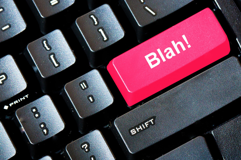 5 Things Visitors Don't Want From Your Author Blog