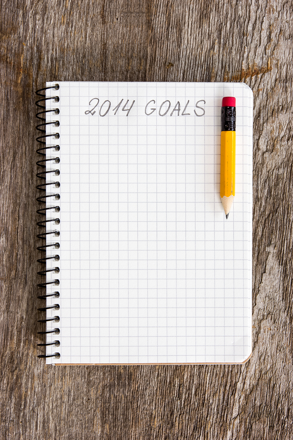 5 New Year's Resolutions Authors Should Make in 2014